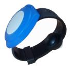 Combi wrist band tag (HF+UHF)