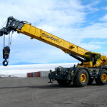 Forklift-Crane