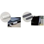 Laptop metal tags