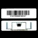 Tamper proof windshield tag